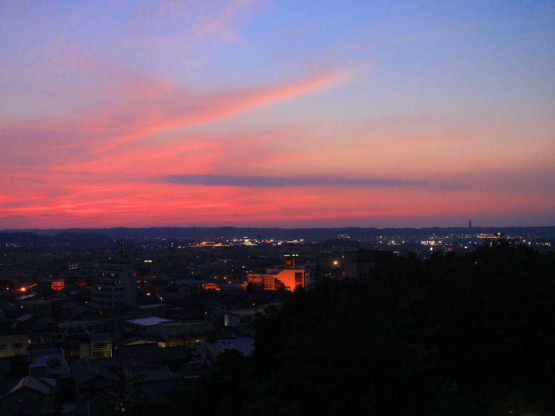 山代温泉「みどりの宿 萬松閣」は加賀平野一望!眺望自慢の宿