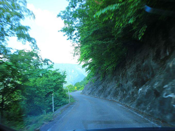 岩間温泉元湯から源泉を引く白山一里野温泉