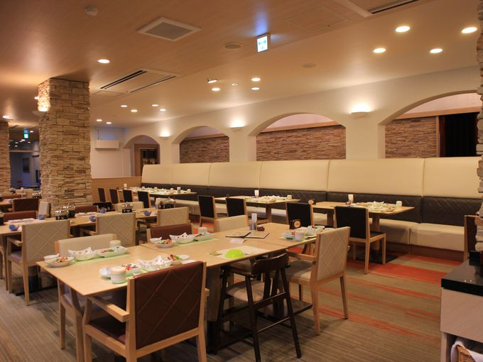 お値段以上の満足!小田急 箱根レイクホテルの食事