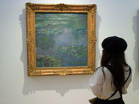 「ポーラ美術館」このガラス張りの美術館はなぜ箱根の森の中に?