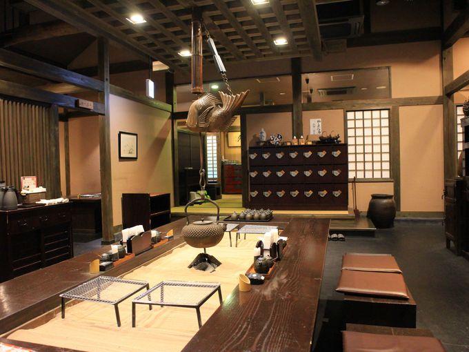「箱根湯寮」は食事処も高クオリティ