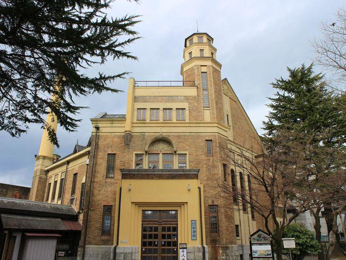 1日目の午前:諏訪の観光なら片倉館と諏訪大社へ