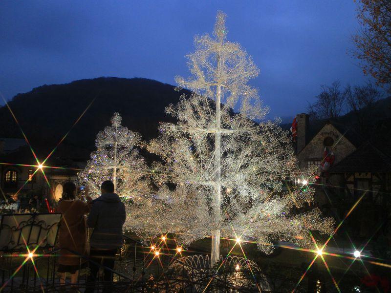箱根のクリスマスを楽しむロマンティックスポットお勧め5選
