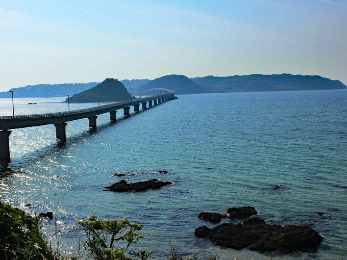 2日目午前:山口の絶景なら元乃隅神社と角島大橋