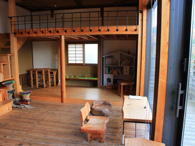 NARAYA TABI BOOKSは隠れ家みたいなほっこりスペース