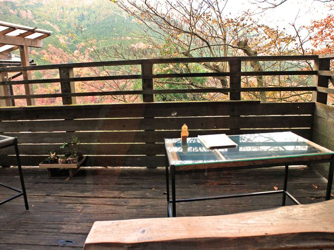 箱根・宮ノ下だからこそのナラヤカフェ