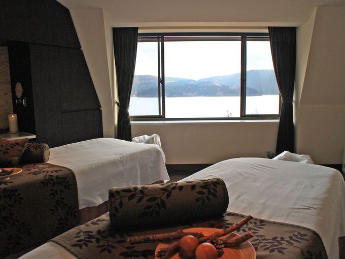 山のホテル スパ モンターニュのお得な90分間トリートメント