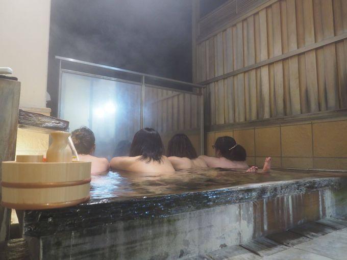 「佐取館」貸切展望露天風呂の楽しみ方