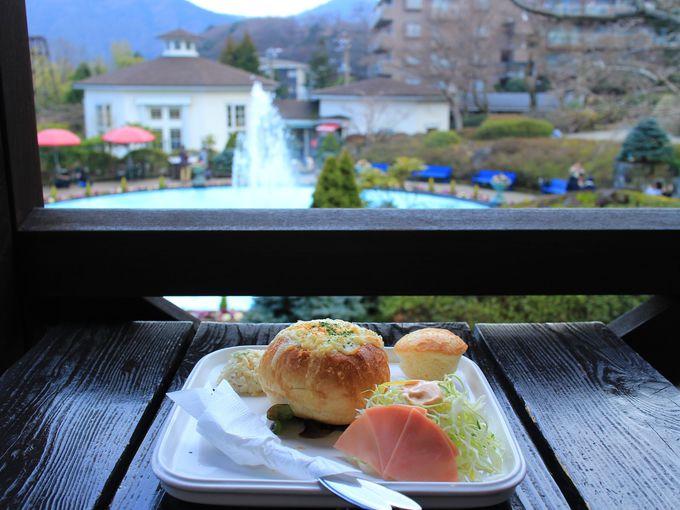 2日目ランチ:Cafe PIC