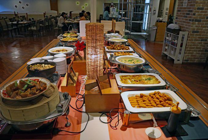 湯快リゾートの嬉野館ならあの料金で夕食も朝食も食べ放題