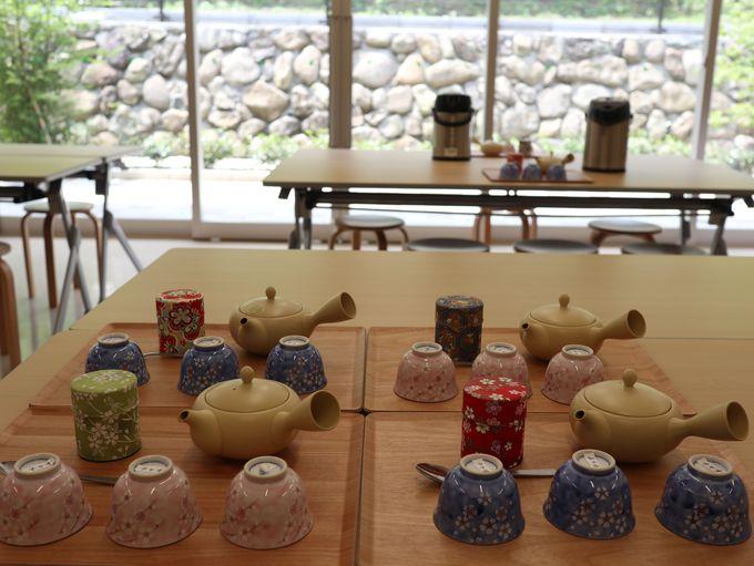 午前中:チャオシルのうれしの茶で体の中から綺麗に