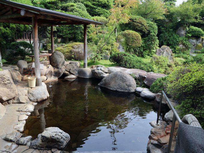 午後:仕上げは和楽園!嬉野温泉とお茶の相乗効果で
