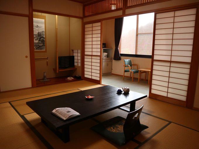 須賀谷温泉なら愛犬と泊まれるお部屋も