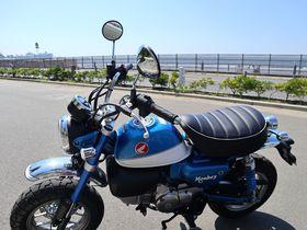 えっ、バイクが無料でレンタル!?材木座テラスから鎌倉・湘南ツーリング