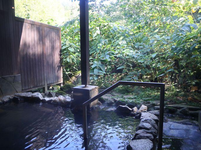 「神々の湯」は雰囲気バツグンで朝風呂にオススメ