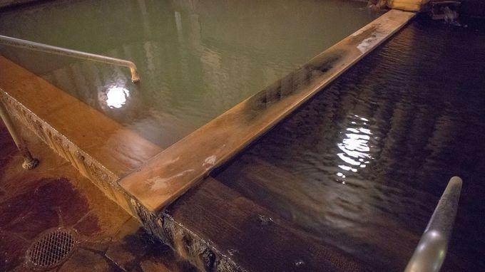 ゆっくり入りたい湯元 湧駒荘の極上5源泉