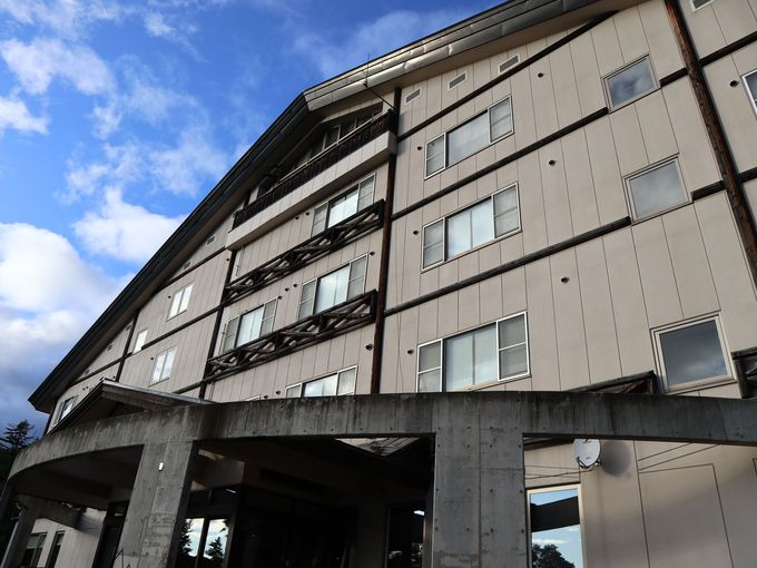 旭岳ロープウェイでお手軽絶景の後は湯元 湧駒荘へ