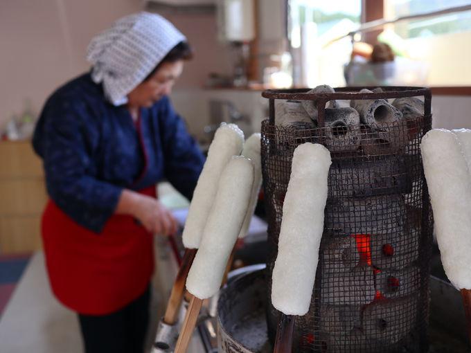 1日目:きりたんぽ作り体験からレールパーク、ワイナリーも