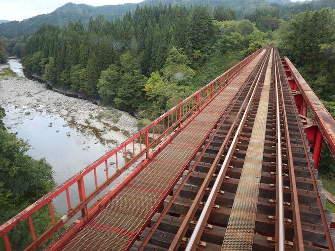 3日目午前:角館から秋田内陸縦貫鉄道でゴトンゴトン