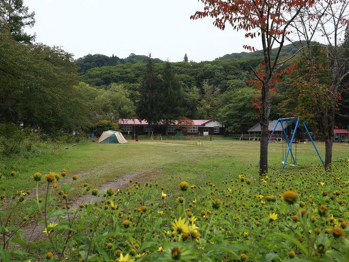 木造校舎のノスタルジー「中滝ふるさと学舎」
