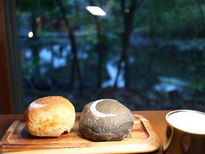 芸術の秋にゴッホの月のパン!「箱根リトリート fore」