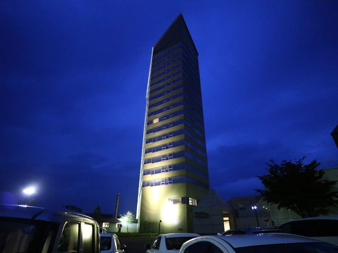 安比高原の「ホテル安比グランド」