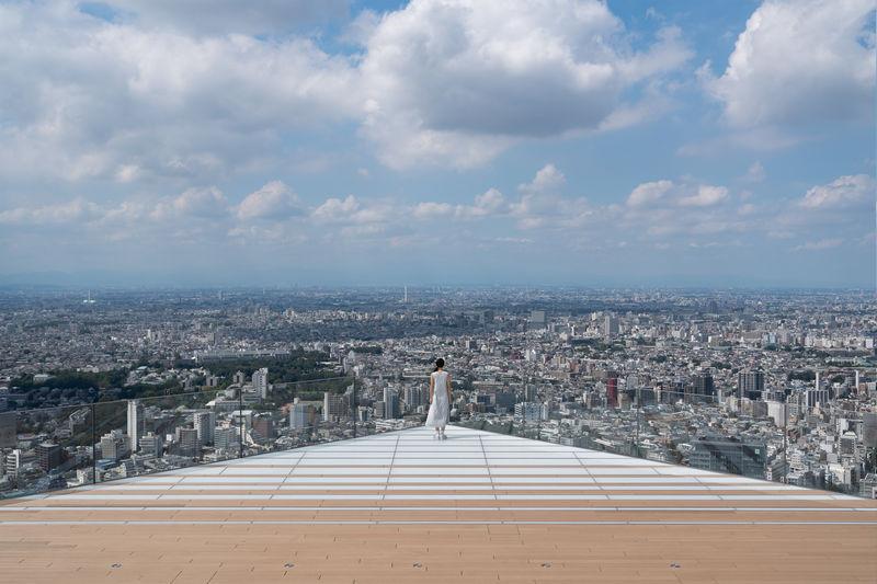 「渋谷スカイ」渋谷駅頭上にスゴい展望施設が登場した!