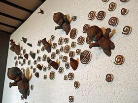 岡山「美作三湯芸術温度」撮れるアートと温泉のコラボが楽しい