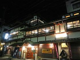 岡山・湯原温泉「元禄旅籠 油屋」 ここは「千と千尋」の油屋?