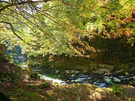 岡山・奥津温泉と周辺の美しい自然を1泊2日モデルコースで