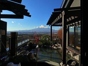 「木の花の湯」は御殿場の新しい日帰り温泉!富士山の絶景も