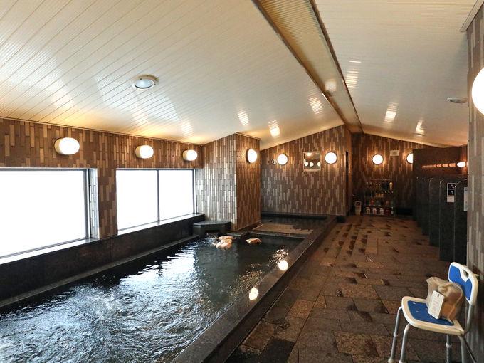 「京都山科 ホテル山楽」の大浴場は女性専用