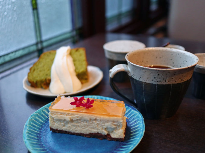 「fine dining山科」でカフェタイムを