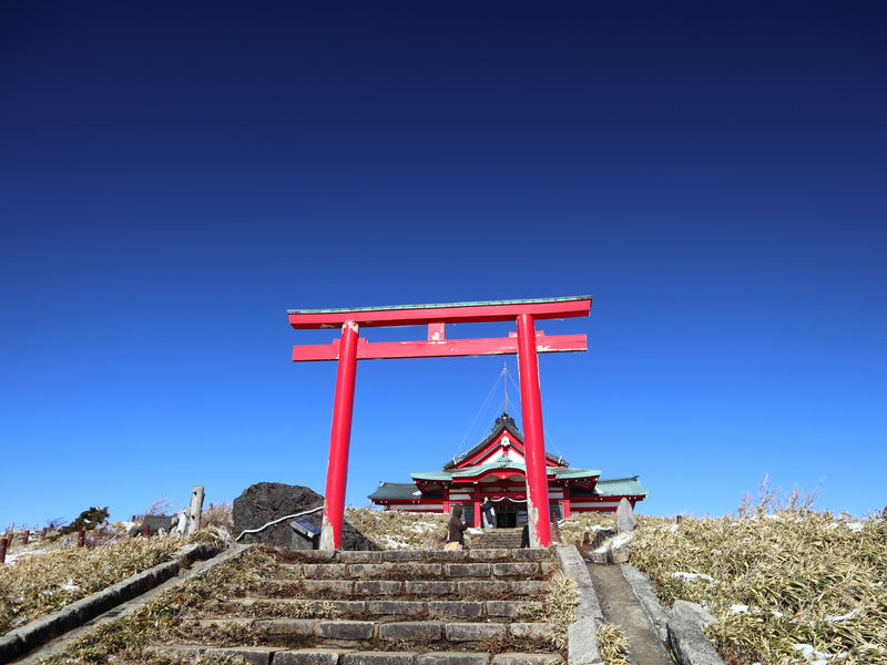 小田急 山のホテル「御朱印帳付きプラン」で箱根の神社ご利益巡り