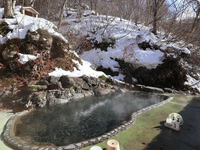 森吉山周辺のオススメ湯けむり温泉
