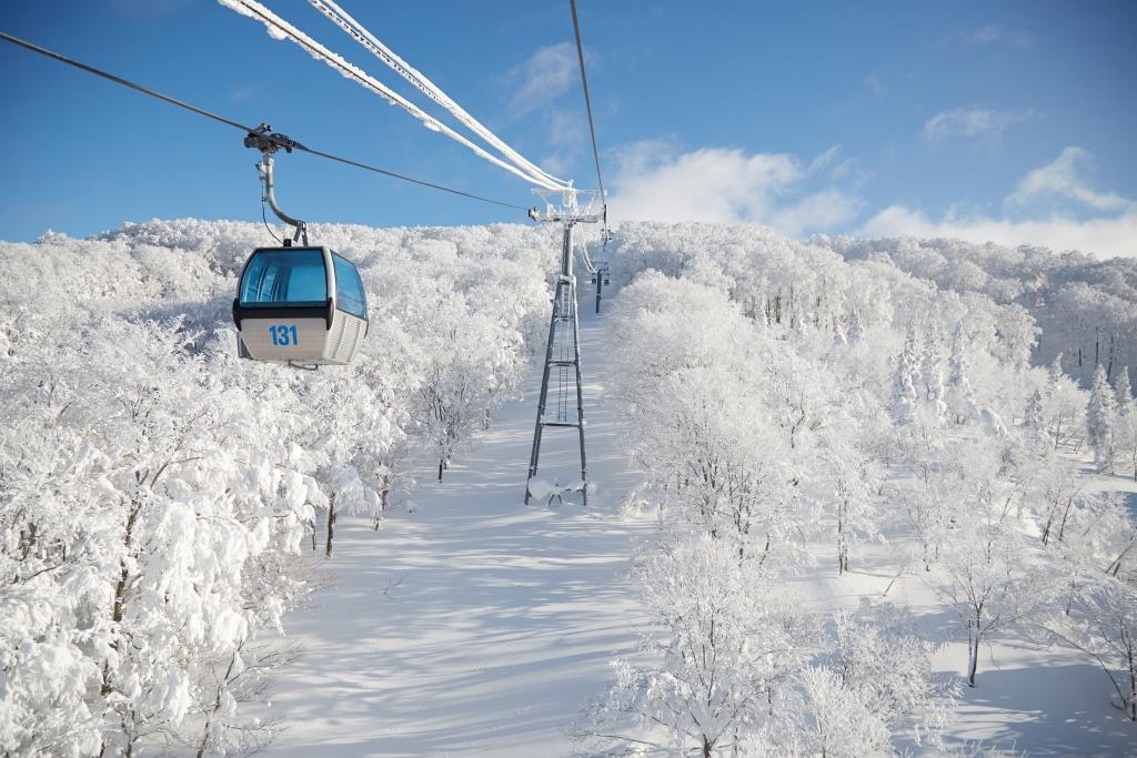 森吉山の樹氷を見に行こう!