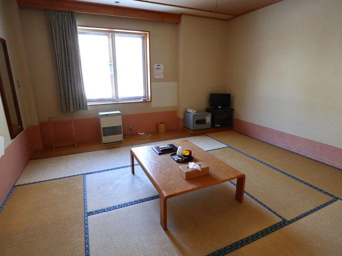 「森吉山荘」のお部屋紹介