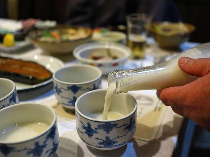 「マタギの湯」の野趣溢れる食事