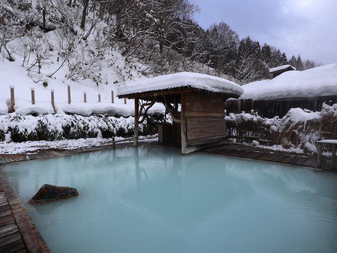 「乳頭温泉郷 鶴の湯温泉」の人気の理由