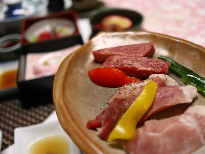 北東北を味わう「龍門亭千葉旅館」の食
