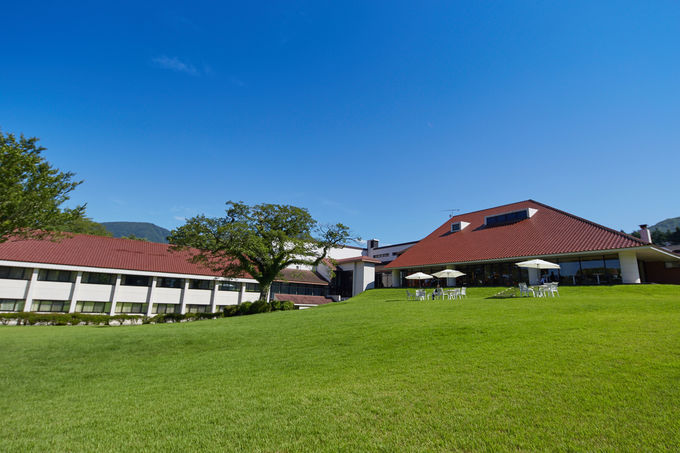 仙石原の「箱根ハイランドホテル」では一人旅を歓迎
