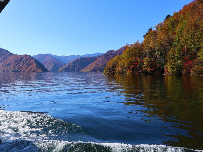奥只見湖と周辺を観光するなら