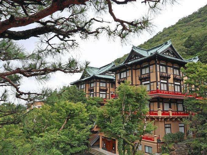 「宮ノ下駅」は富士屋ホテルまで散策したい