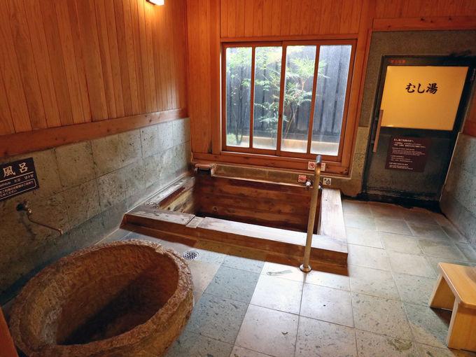 貸切家族風呂「マツさんの湯ここち」と「幕湯 順作」
