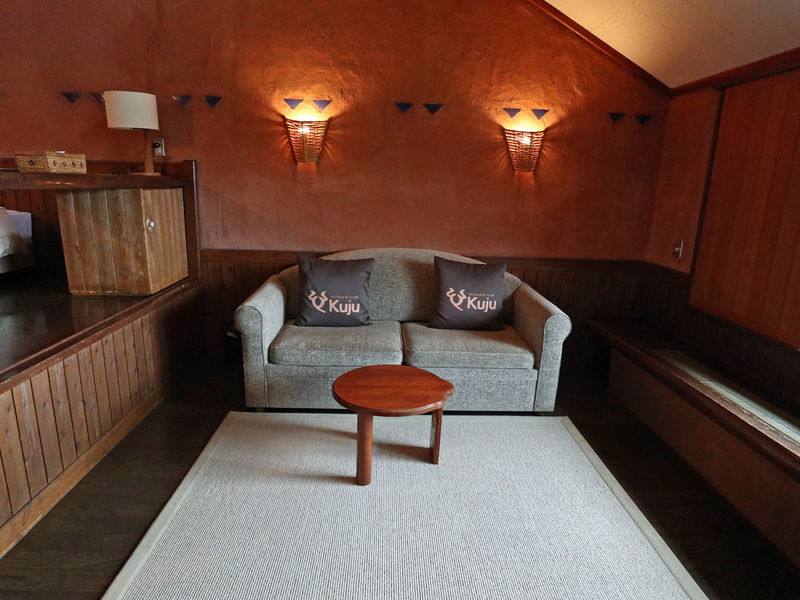 「レゾネイトクラブくじゅう」大分のユニークな無国籍風ホテル