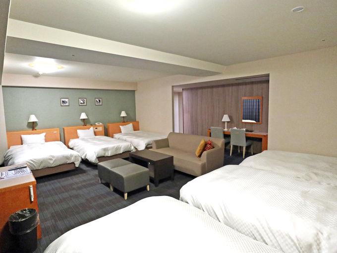 「別府亀の井ホテル」なら6ベッドルームもベビールームも