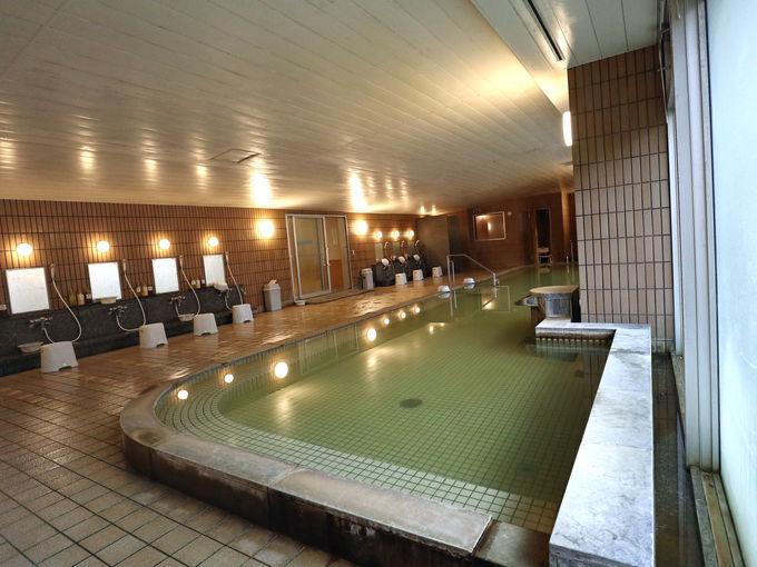 別府なら温泉!「別府亀の井ホテル」の大浴場