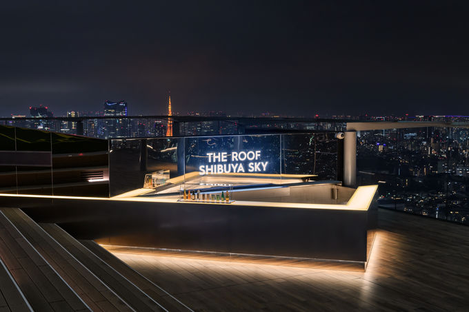 「THE ROOF SHIBUYA SKY(ザ・ルーフ 渋谷スカイ)」とは
