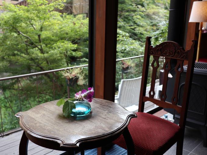 歴史ある台温泉の隠れ宿「やまゆりの宿」