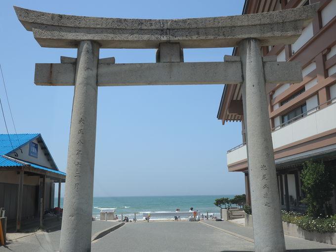 福岡県でウユニ塩湖のように鏡面写真が撮れる「かがみの海」